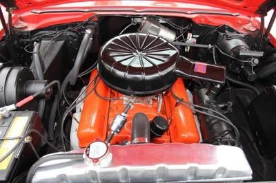1957 Chevrolet Bel Air Rm Classic Autos